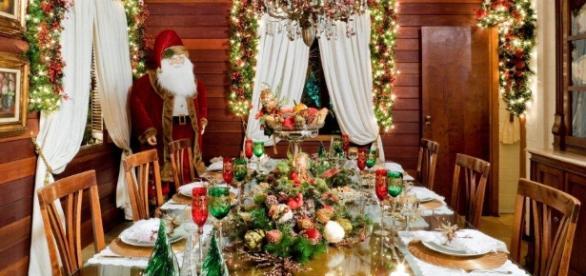Decoração de Natal: a casa do Papai Noel fica em Brasília - Casa - com.br