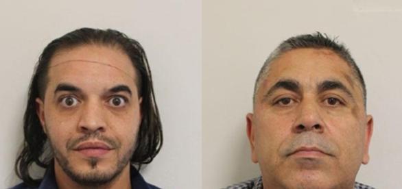 Ei sunt cei doi frați din România care tâlhăreau turiști