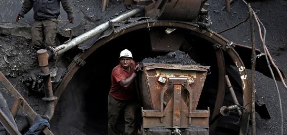 El carbón es el gérmen de la revolución industrial