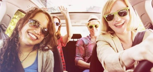 Foto campagna di comunicazione di BlaBlaCar