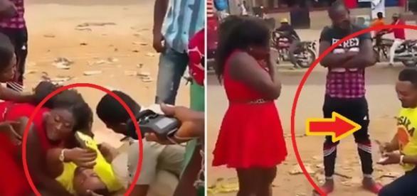 Homem finge acidente fatal para convencer mulher a ficar com ele