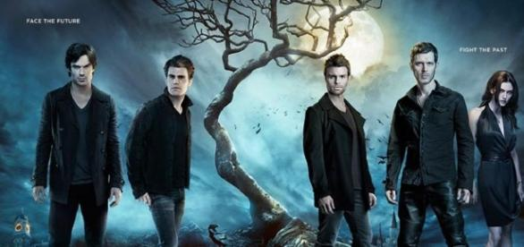 Novo crossover com personagens de Vampire Diaries vai ocorrer em THE ORIGINALS.