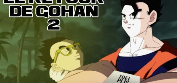 Ultimate Gohan bientôt de retour ?