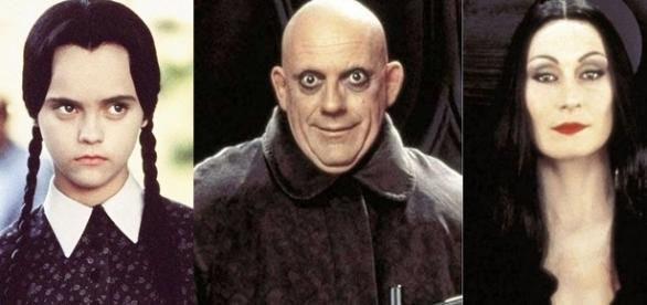 Veja como estão os atores da Família Addams