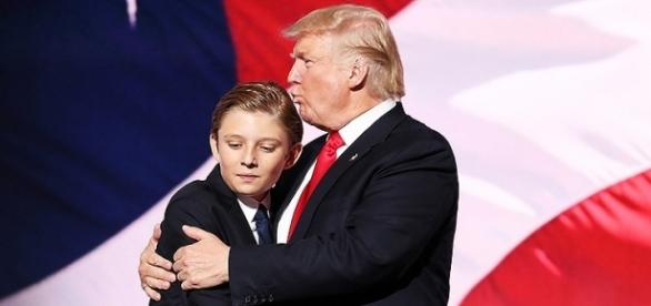 Barron Trump autism tweet by Rosie O'Donnell starts a firestorm! Photo: Blasting News Library - people.com