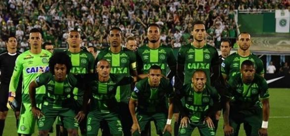 El Chapecoense viajaba para disputar la final de la Copa Sudamericana