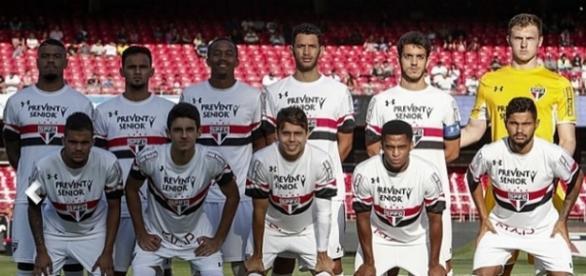 Equipe sub-20 está na decisão da Copa do Brasil e do Paulista