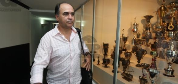 Técnico Marcelo Oliveira deixa o Atlético-MG