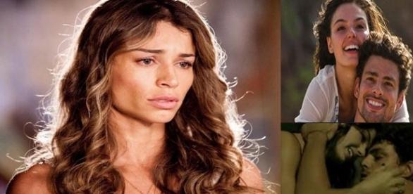 Grazi Massafera foi casada com Cauã Reymond por 6 anos