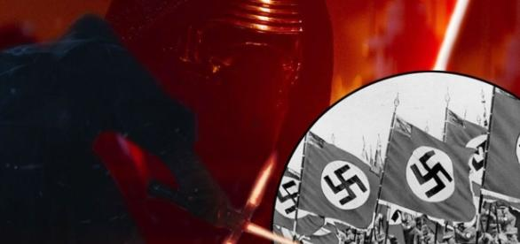 JJ Abrams: Star Wars villains inspired by NAZIS as Kylo Ren