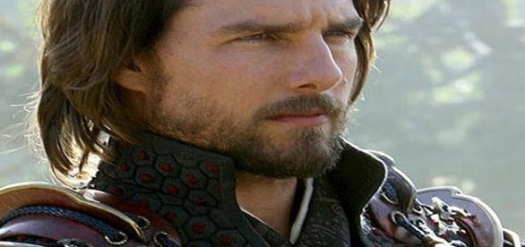 Tom Cruise no filme Matusalém.