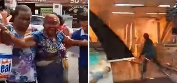 Tragédia: incêndio em farmácia deixa 6 mortos em Camaçari, na Bahia.