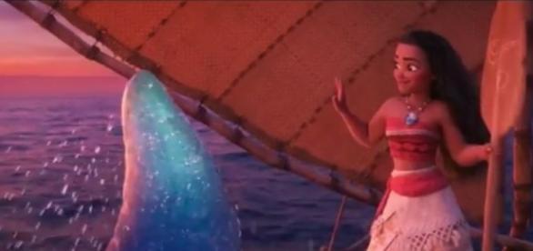 Vaiana, la légende du bout du monde, par Disney