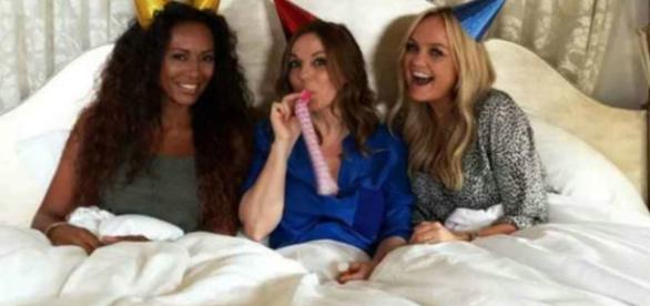 Vaza na internet a nova música das Spice Girls