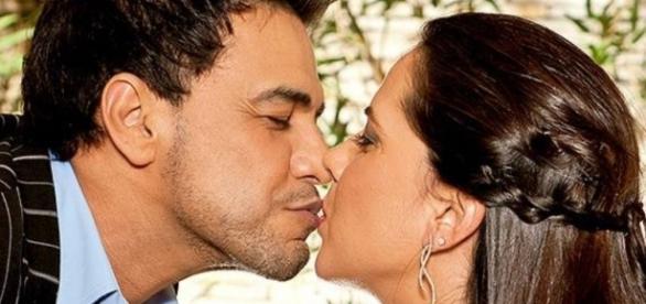 A família do cantor sempre foi contra a relação, e isso gerou uma série de discussões e brigas desde que Zezé e Graciele levaram o romance a público