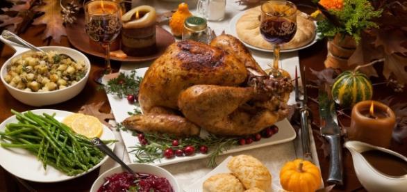 Donald Trump's Thanksgiving Dinner Consisted of 24 Items - Photo: Blasting News Library - calvarychapelprinceton.com
