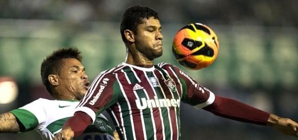 Gum recebe proposta da Turquia e pode deixar o Fluminense em 2017 (Foto: Globo.com)