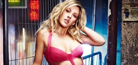 Hottest female singers - cloudpix.co/fabulous-magazine--hot-ellie-goulding-1318024.html
