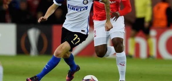 Inter de Milão abriu 2 a 0 no primeiro tempo, mas sofreu incrível virada