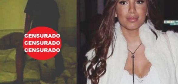 Anitta e o vídeo que está dando o que falar