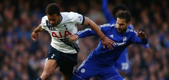 Chelsea 2-2 Tottenham: Eden Hazard seals Premier League glory for ... - dailymail.co.uk