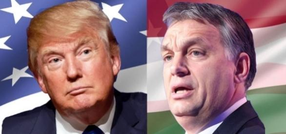 Donald Trump l-a invitat pe premierul Ungariei Viktor Orban la Washington