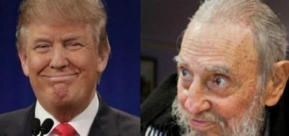 Donald Trump on Fidel Castro, via YouTube