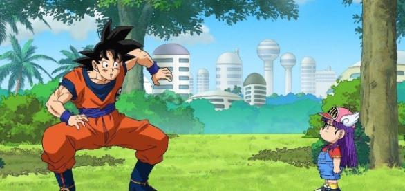 Goku y Arale se volverán a ver las caras