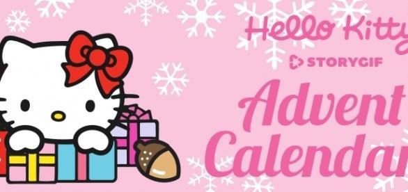 Hello Kitty® Image Courtesy of Zoobe.