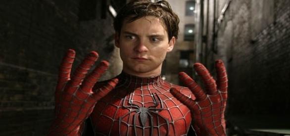 Imagem divulgação do filme Homem-Aranha