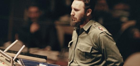 nikita-khrushchev-with-fidel-castro - Cuban Missile Crisis ... - history.com