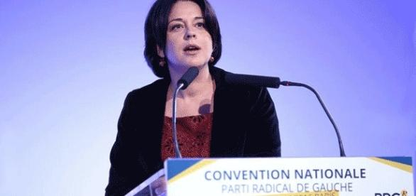 Sylvia Pinel, président du PRG, sera candidate sous ses propres couleurs à la présidentielle