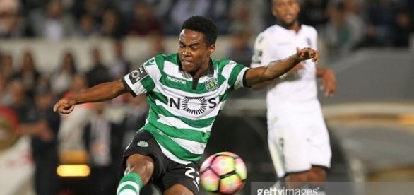 Elias disputou apenas dez partidas desde que retornou a Portugal... - gettyimages.fr