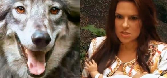 Gisele está cada vez mais louca (Foto: Televisa)