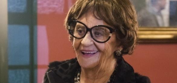 Laura Cardoso será substituída em novela
