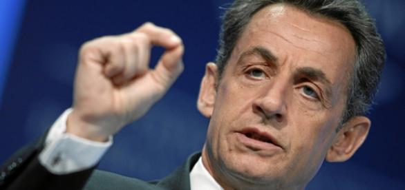 Nicolas Sarkozy - World Economic Forum - CC BY