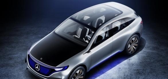Primeiro veículo elétrico da Mercedes será um SUV baseado no EQ apresentado em setembro