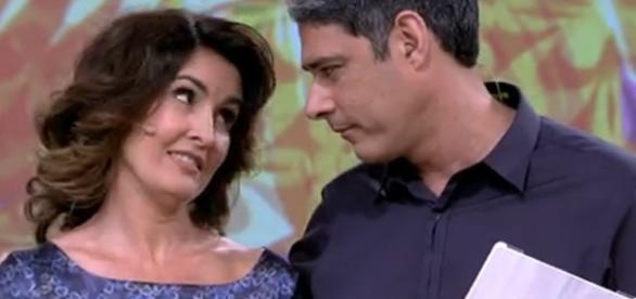 Acabou: Willian Bonner anuncia fim do casamento com Fátima ... - com.br