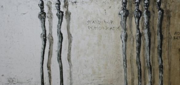 Anarchisches | Anarchistics | Milan Spacek - Bilder, Skulpturen ... - spacek.ch