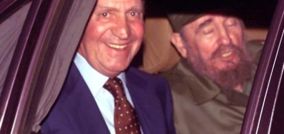 El Rey emérito Juan Carlos, en Cuba
