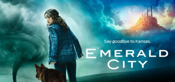 Emerald City avec Adria Arjona- Dites aurevoir au Kansas !