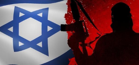 Israel bombardeou terroristas em represália ao ataque (Foto: Reprodução)