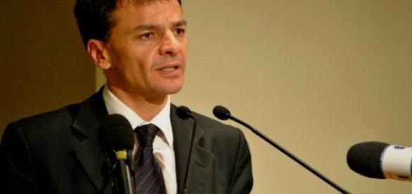 L'ex vice ministro Stefano Fassina