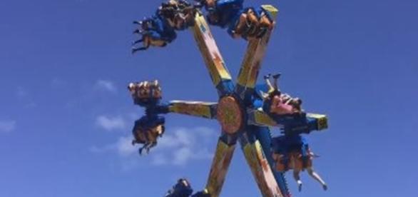 New Zealand Theme Park at Rainbows End / Photo screencap via Rainbows End Twitter