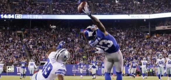 Odell Beckham Jr. and 'the greatest catch I've ever seen' | For ... - usatoday.com