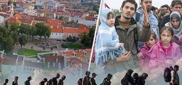 Refugiații refuză să locuiască în țările din estul Europei în care au fost relocați de UE