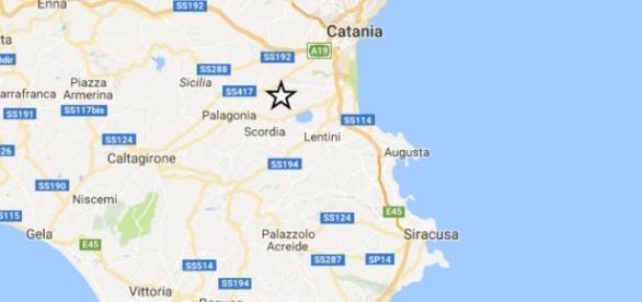 Terremoto in Sicilia, scossa tra Catania e Siracusa.