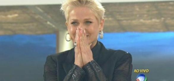 Xuxa Meneghel ajudou um músico de rua