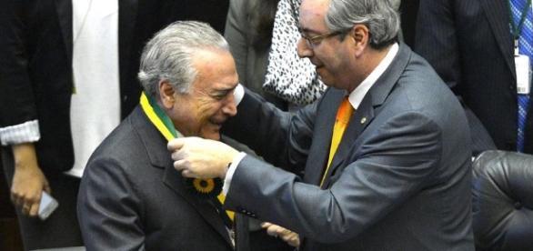 Cunha tentou trazer Temer para o meio de sua investigação