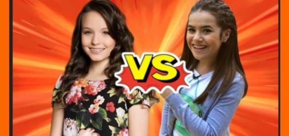 Fãs brigam por causa de Larissa Manoela e Maisa Silva